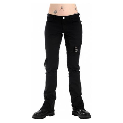 Damen Hose Black Pistol - Pocket Hipster Denim Black - B-1-57-001-00 40