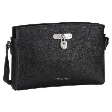 Calvin Klein Umhängetasche Dressed Business EW Crossbody PF20 Black (1.6 Liter)