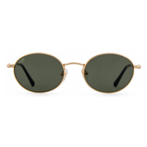 Kapten & Son Sonnenbrille Rome Gold Grün