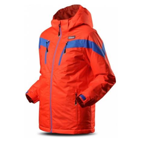 TRIMM SATO orange - Skijacke für Jungs