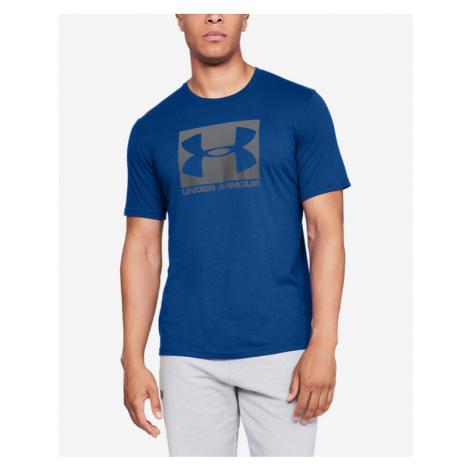 Under Armour Boxed Sportstyle T-Shirt Blau