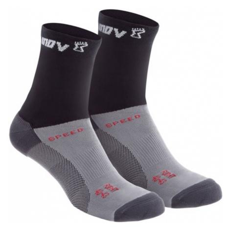 Socken Inov-8 SPEED SOCK High 000545-BK-01 black, 2 Paare