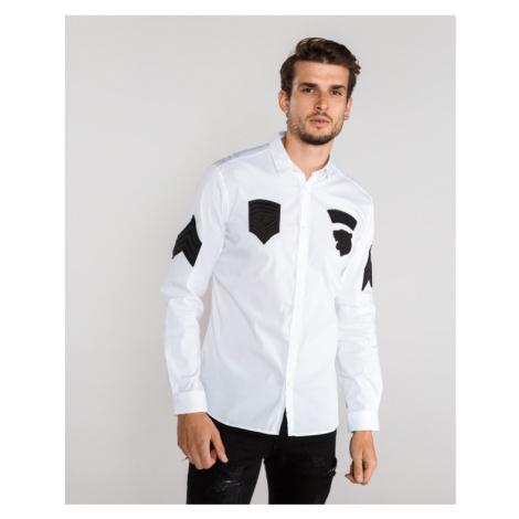 Just Cavalli Hemd Weiß