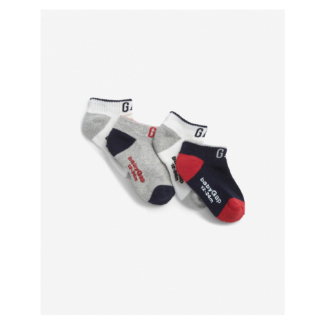 GAP Children's socks 4 pairs mehrfarben