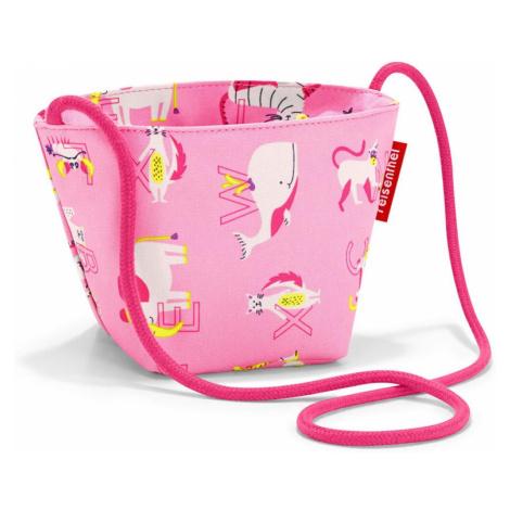 Reisenthel Umhängetasche Minibag Kids ABC Friends Pink