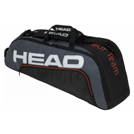 Head TOUR TEAM 6R COMBI grau - Tennis Rucksack