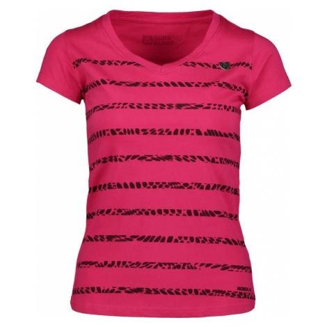Damen baumwolle T-Shirt NORDBLANC Sortieren NBSLT6731_RUV