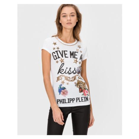Philipp Plein Allabelle T-Shirt Weiß