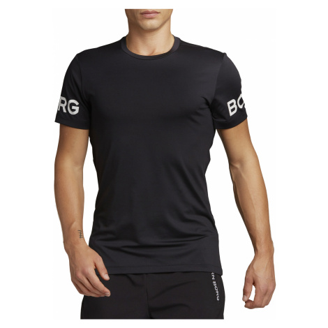 BORG TEE Black Beauty,XXL Bjorn Borg