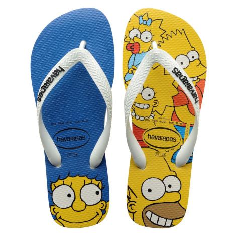 Strandschuhe Unisex The Simpsons - SIMPSONS - HAVAIANAS - H4137889-0001P 39/40