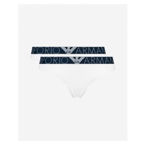 Emporio Armani Unterhose 2 St. Weiß