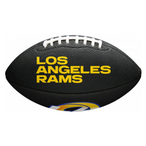 Wilson MINI NFL TEAM SOFT TOUCH FB BL - American Football