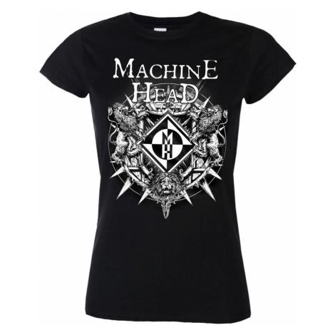 Metal T-Shirt Frauen Machine Head - Bloodstone - NNM - RTMHGSBBLO XXL