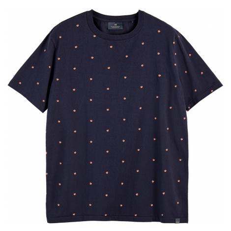 Scotch & Soda T-Shirt Men SHORT SLEEVE TEE 159387 Dunkelblau 0221