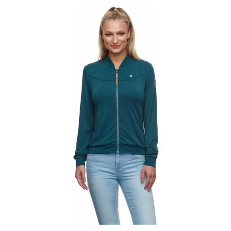 Ragwear Jacke Kenia Print dark green
