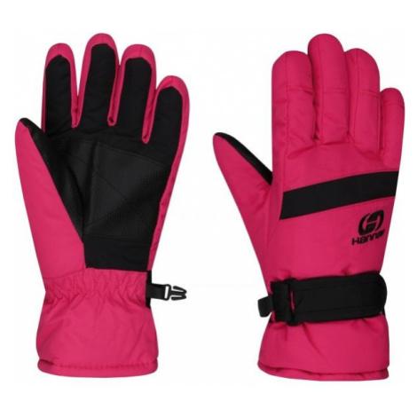 Hannah LEDDA rosa - Kinder Skihandschuhe