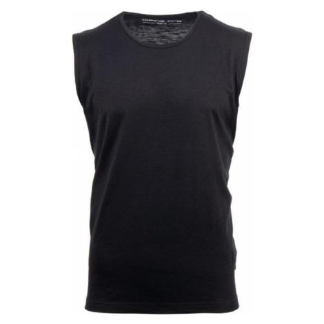 ALPINE PRO ARKEL schwarz - Herren Shirt