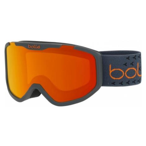 Bolle ROCKET PLUS orange - Skibrille für Kinder