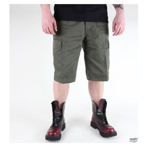 Herren Shorts MIL-TEC - Bermuda - Oliv - 11401001
