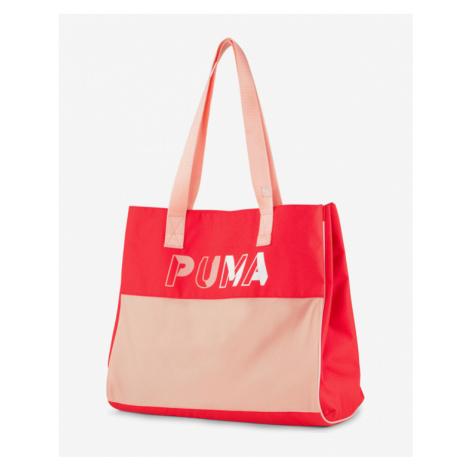 Puma Core Base Large Tasche Rot