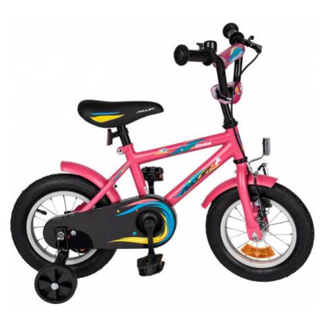 Amulet MINI 12 rosa - Kinder Fahrrad