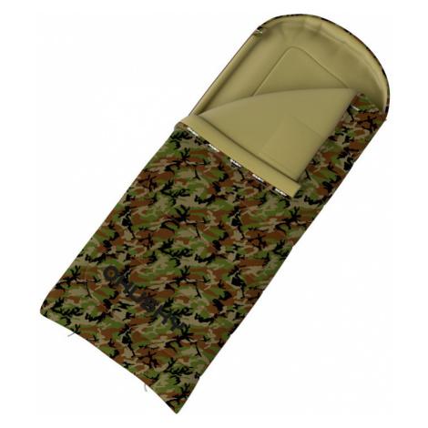Dekov schlafsack Husky Gizmo Army -5°C Khaki