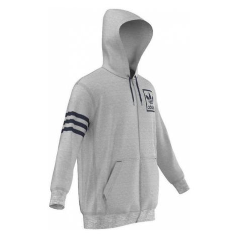 Sweatshirt adidas 3Foil Hooded FZ Hoody M30264