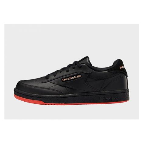 Reebok cardi coated club c shoes - Core Black / Vector Red / Rose Gold, Core Black / Vector Red