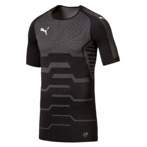 Puma FINAL evoKNIT GK Jersey schwarz - Herren T-Shirt