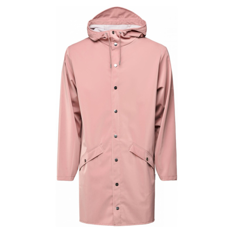 Rains Regenjacke Long Jacket 1202 XXS/XS Blush