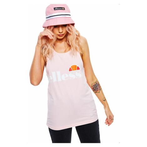 Ellesse Tank Dame ABIGAILLE VEST Rosa Light Pink