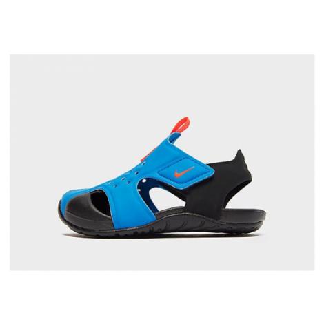Nike Nike Sunray Protect 2 Sandale für Babys und Kleinkinder - Photo Blue/Black/Bright Crimson/B