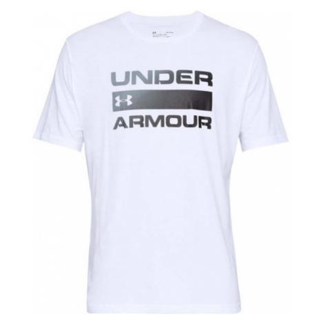 Under Armour TEAM ISSUE WORDMARK SS weiß - Herren T-Shirt
