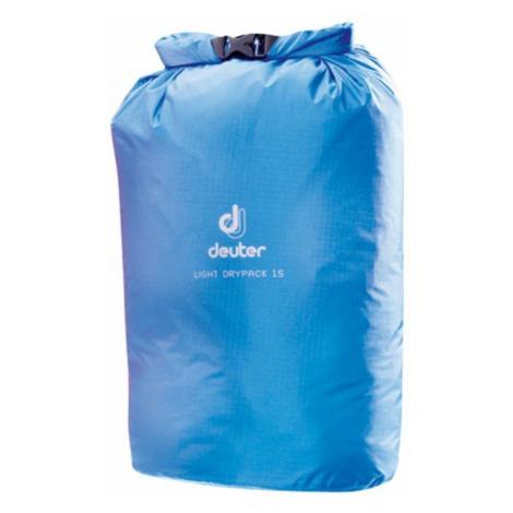 Wasserdichte Sack Deuter Light Drypack 15 coolblue (39272)