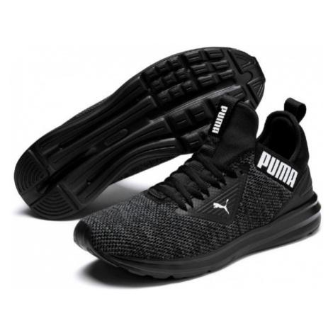 Puma ENZO BETA WOVEN schwarz - Herren Sneaker