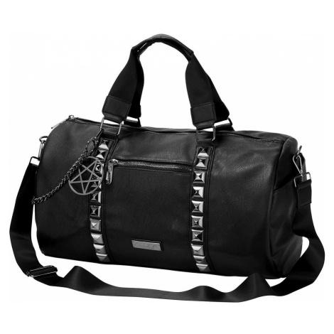 Handtasche Reisetasche KILLSTAR - Backstage Dufebag - SCHWARZ - KSRA001812