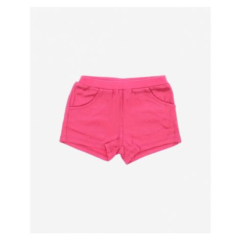 Diesel Kinder Shorts Rosa