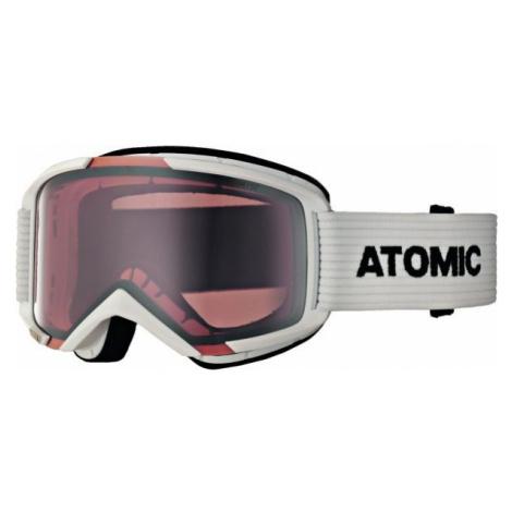 Atomic SAVOR M weiß - Unisex-Skibrille