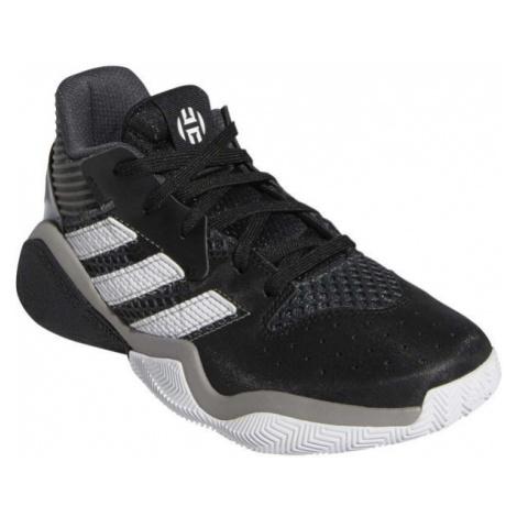 adidas HARDEN STEPBACK J schwarz - Kinder Basketballschuhe