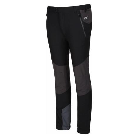 Regatta Tech Mountain Trousers Kinder Trekkinghose schwarz