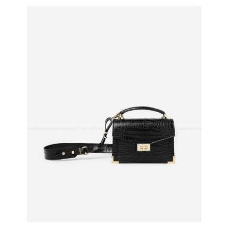 The Kooples - SAC EMBOSSE CROCO CUIR SMALL - HERREN