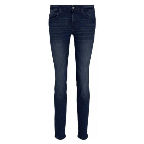 TOM TAILOR Damen Alexa Slim Jeans, braun