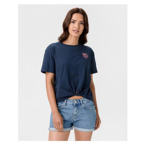Pepe Jeans Fleur T-Shirt Blau