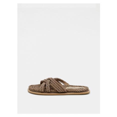 Vero Moda Dea Pantoffeln Braun