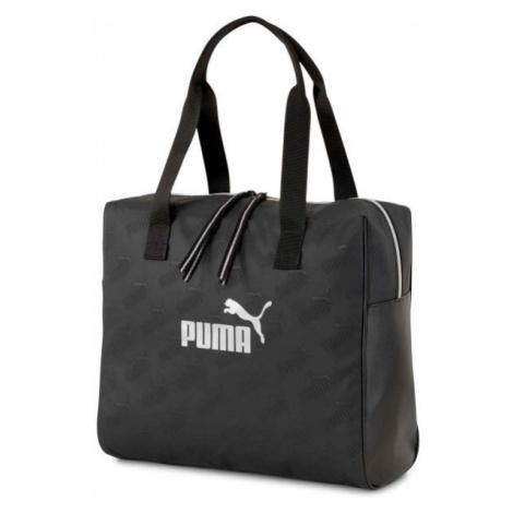 Puma CORE UP LARGE SHOPPER schwarz - Damentasche