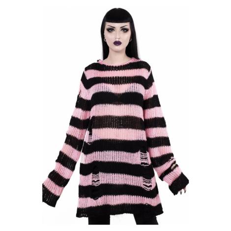 Pullover Frauen - Courtney Distress - KILLSTAR - KSRA000751