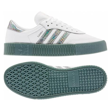 Adidas Originals Damen Sneaker SAMBAROSE W FX6274 Weiß