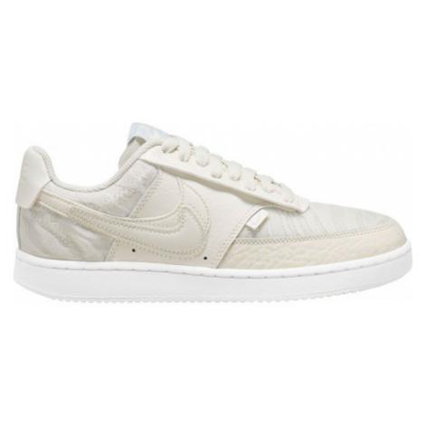 Nike VISION LOW PREMIUM beige - Damen Sneaker