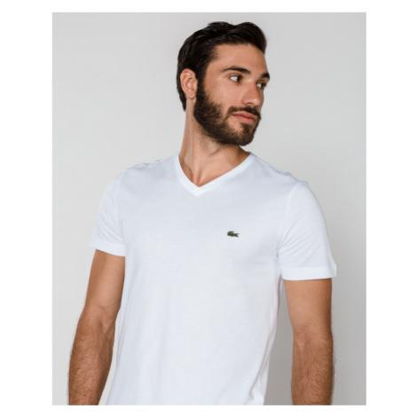Lacoste T-Shirt Weiß