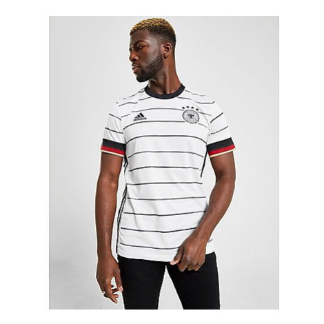 Adidas Germany 2020 Home Trikot Herren - White/Black/Red - Herren, White/Black/Red